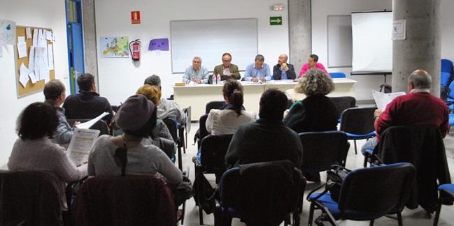 """El presidente Mariano Martínez en la Asamblea de Socios: """"Necesitamos la ayuda de los padres para hacer las cosas mejor"""""""