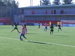 Foto del partido de liga AT Madrid - Cadeta A