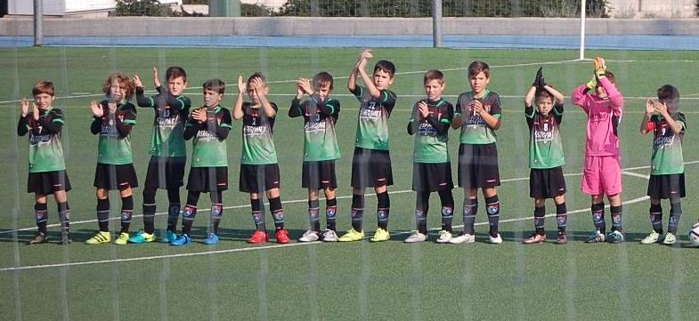Crónica del partido Benjamín A 2 – 3 Real Madrid B