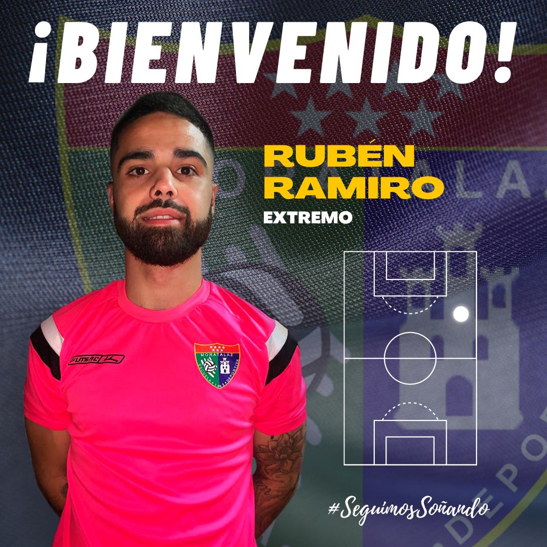 ¡Bienvenido Rubén Ramiro!