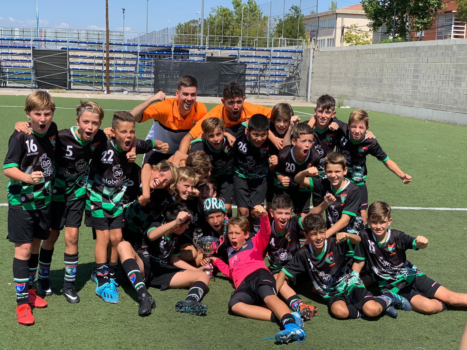 Participación de nuestros equipos en Trofeo Juanito