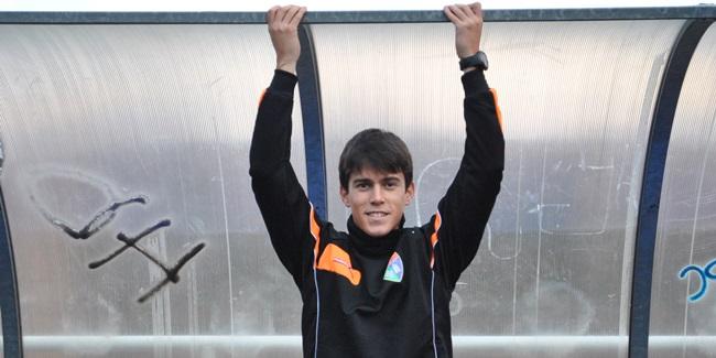 """Antonio Caballero: """"En la EDM tratamos de mejorar al jugador a partir del balón y  de la toma de decisiones"""""""