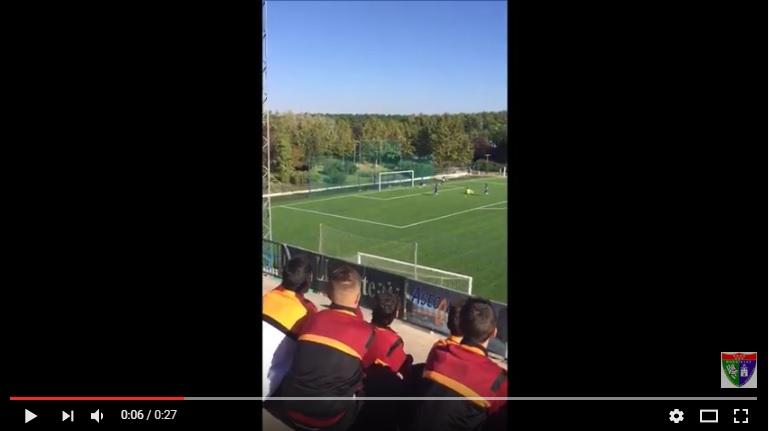Crónica y vídeo del partido Cadete B 3 – 0 EF Concepción A