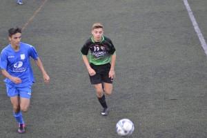 Fotos del partido de liga Villa Rosa A 1 -4 EDM Cadete C