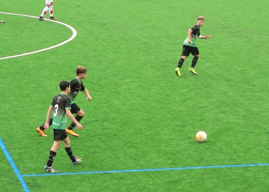 Juvenil A y Cadete A jugarán la I Liga Soxna Soccer