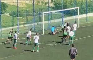 Crónica y vídeos del partido de liga EDM Cadete B 3 – 3 AFE B