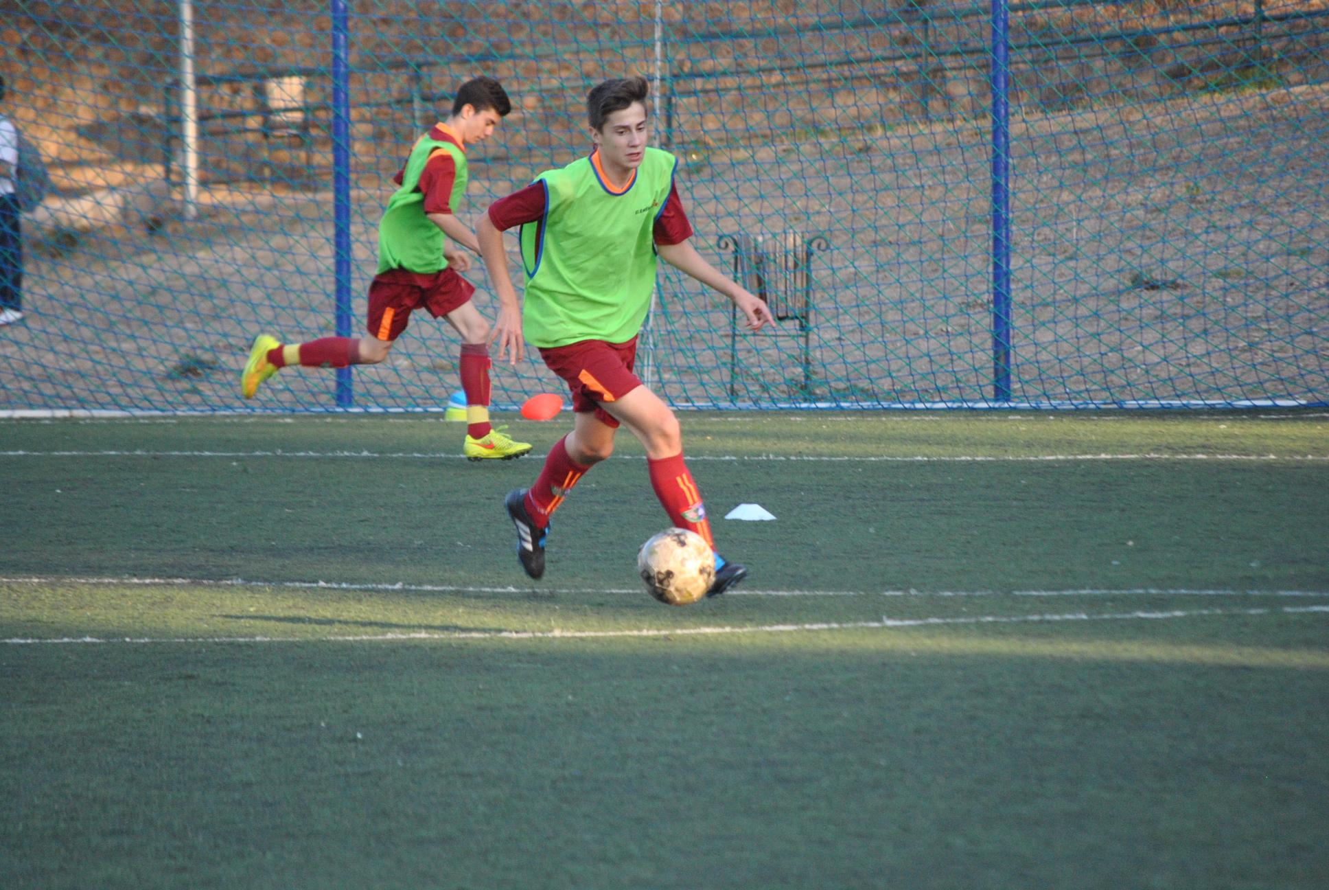 Crónica del partido de liga CD Vicálvaro D 2 – 2 EDM Cadete B