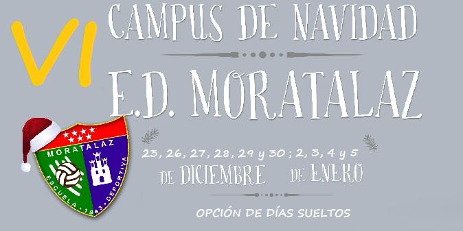 Se acerca el Campus de Navidad de la EDM