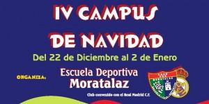 Cartel campus navidad 2014