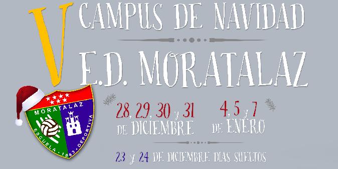 Si quieres que tu hijo disfrute estas vacaciones de Navidad, llévalo al campus de la EDM