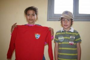 Campaña de recogida de ropa deportiva