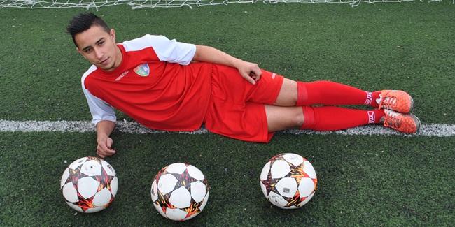 """Cristian Zapata: """"El fútbol me ha sacado de muchas cosas peligrosas"""""""