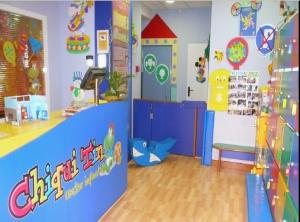 Foto del centro infantil Chiquitín de Moratalaz