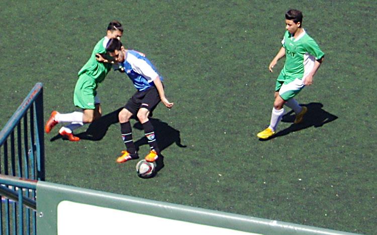 Crónica y fotos del partido de liga EDM Juvenil D 3 – 2 Villaverde-Boetticher