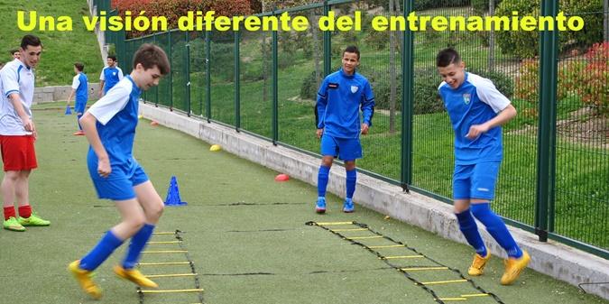 Artículo de Antonio Caballero defendiendo la preparación física como parte necesaria para optimizar el rendimiento