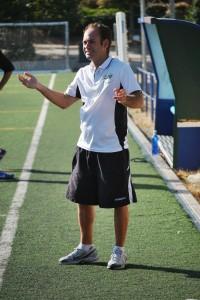 Entrevista con Jorge Vallejo, nuevo entrenador del Aficionado A de la EDMEntrevista con Jorge Vallejo, nuevo entrenador del Aficionado A de la EDM