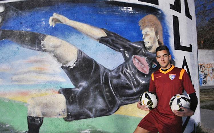 """Luis Miguel Sanz: """"El Moratalaz es una gran familia y nunca me han hecho sentirme como alguien que viene de fuera"""""""