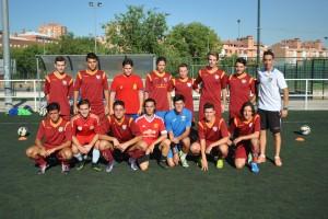 El juvenil E inicia la temporada 2016/2017