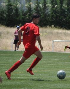 El Aficionado B, máximo goleador de su liga