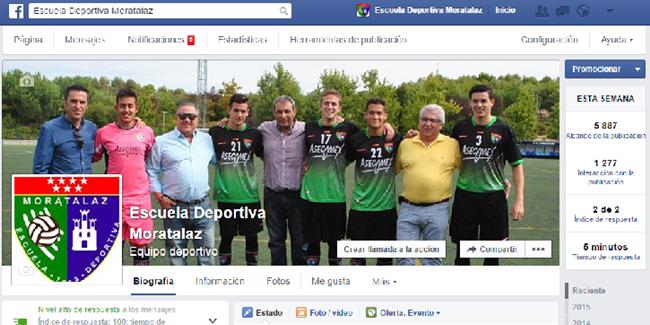 La EDM se convierte en la escuela de fútbol más influyente de España en las redes sociales