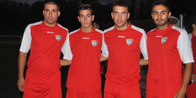 Cuatro fichajes procedentes de otros clubes refuerzan las aspiraciones del Aficionado A en Preferente