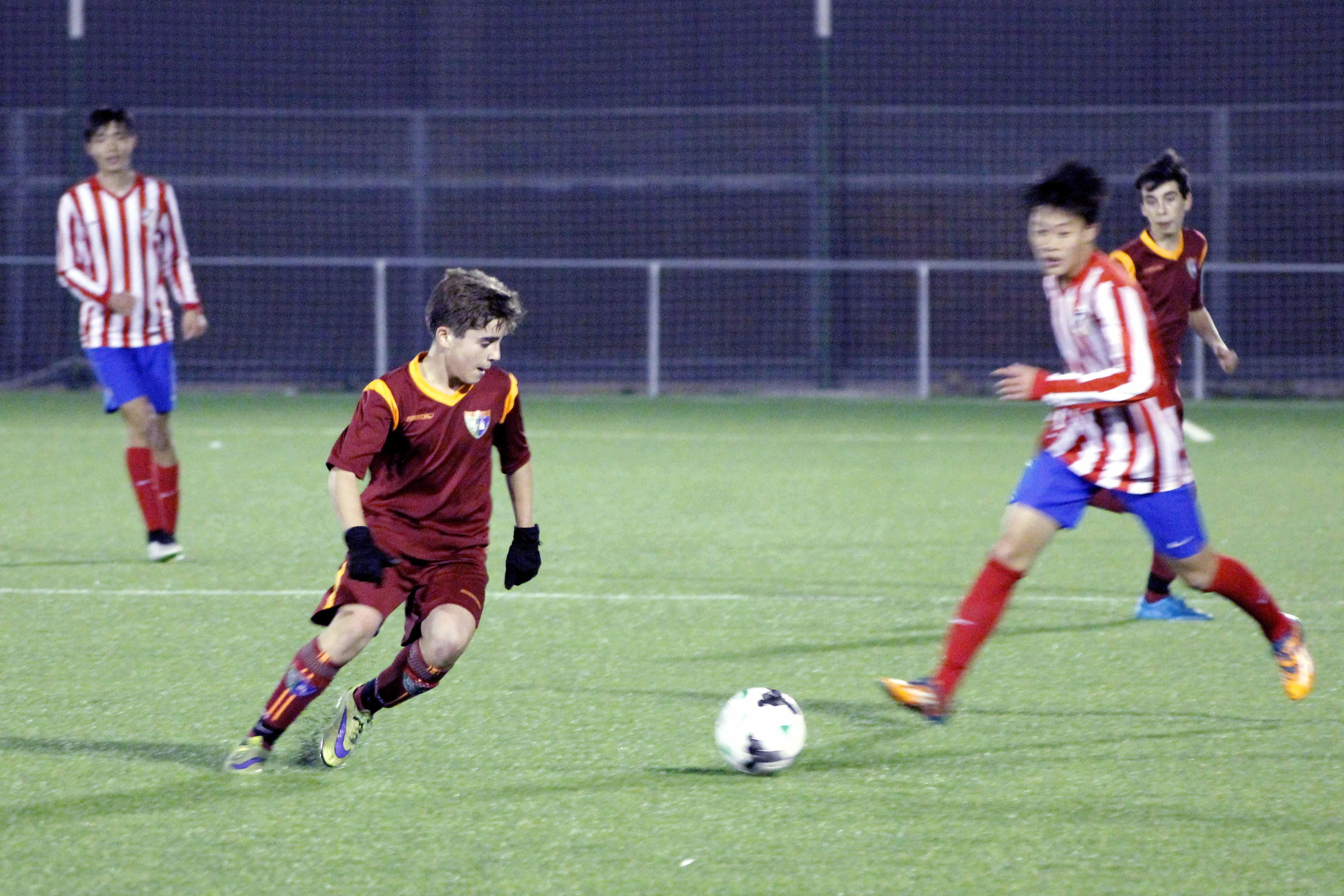 La Dehesa y el Lili Álvarez acogen este fin de semana la segunda parte del torneo Fútbol in Cup