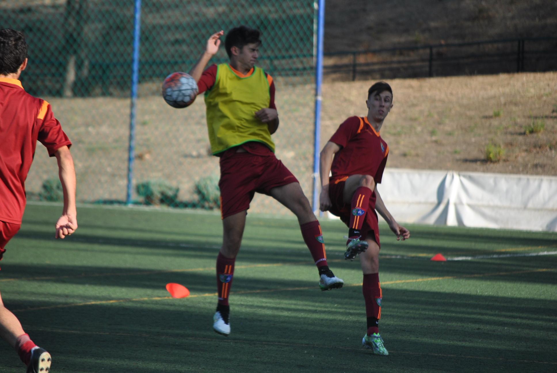 El delantero del Juvenil A Galo Rodríguez ficha por el Alcorcón