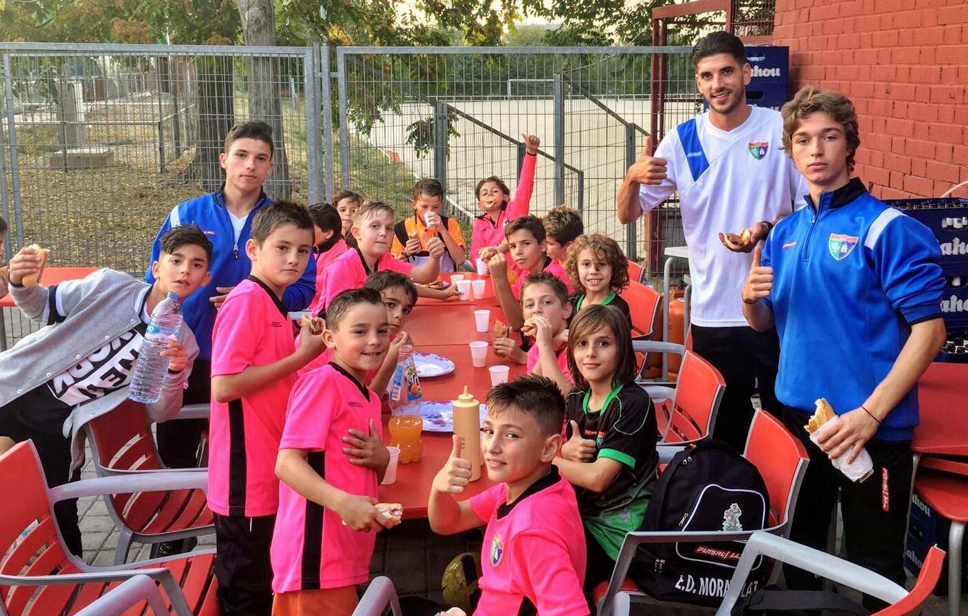 Crónica del partido Fundación Rayo Vallecano 0-4 Alevín C