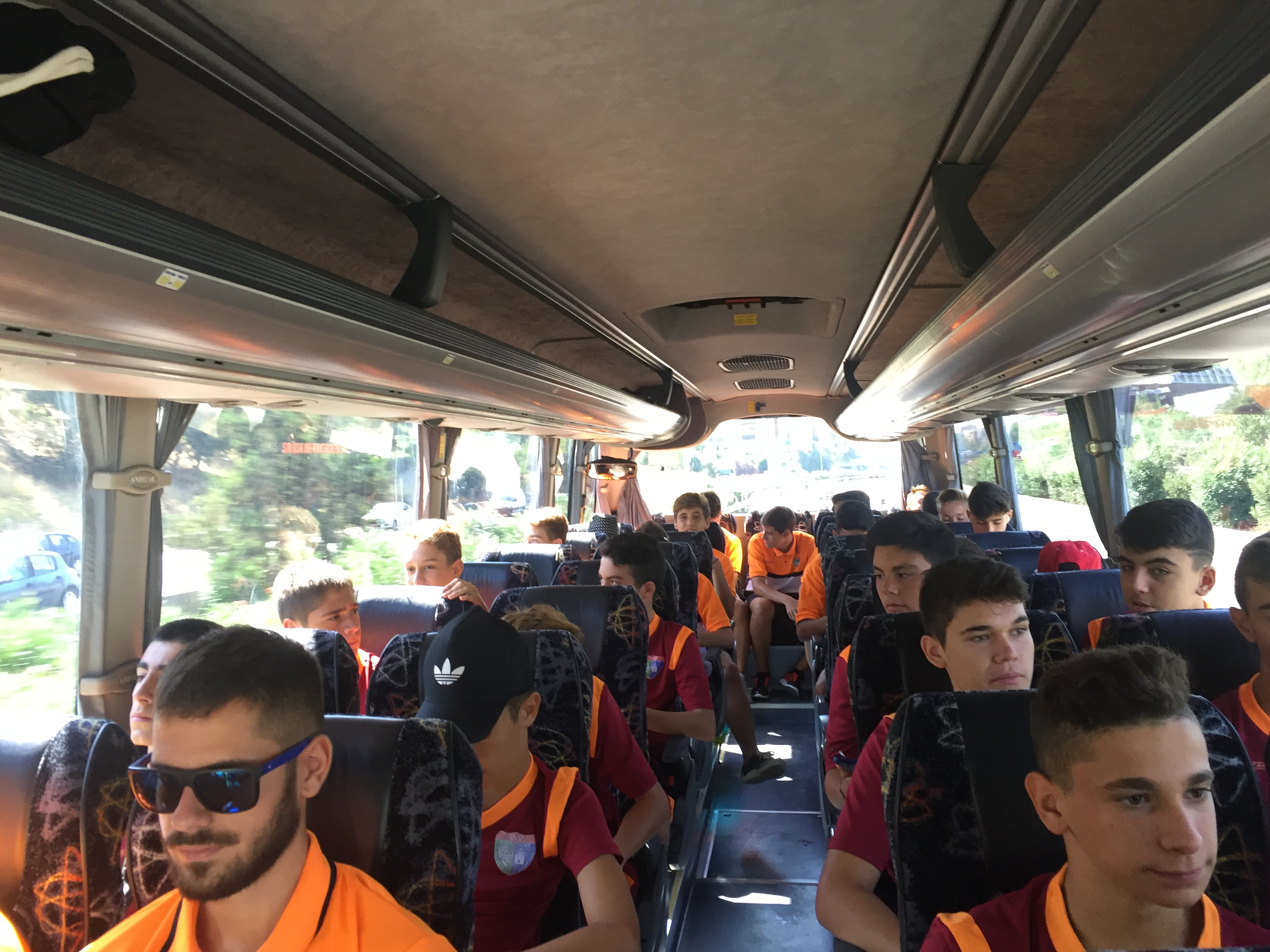 Juvenil A y Cadete B viajan hoy a Aranda de Duero