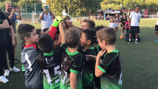 Los Prebenjamines A y C participarán en el Torneo EFM Seseña