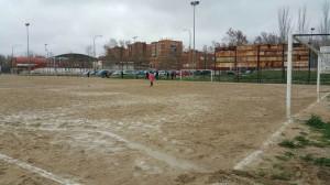Fotos del partido de liga Pozo Sport 1 - 5 EDM Infantil B