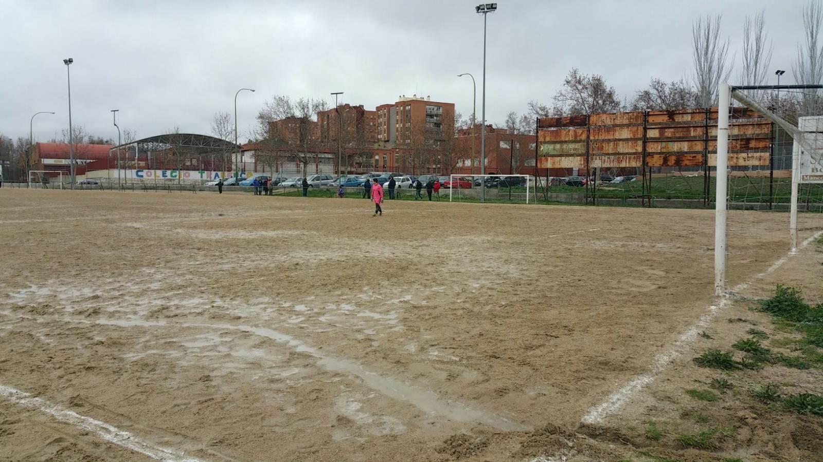 Crónica y fotos del partido de liga SD Pozo Sport 1 – 5 EDM Infantil B