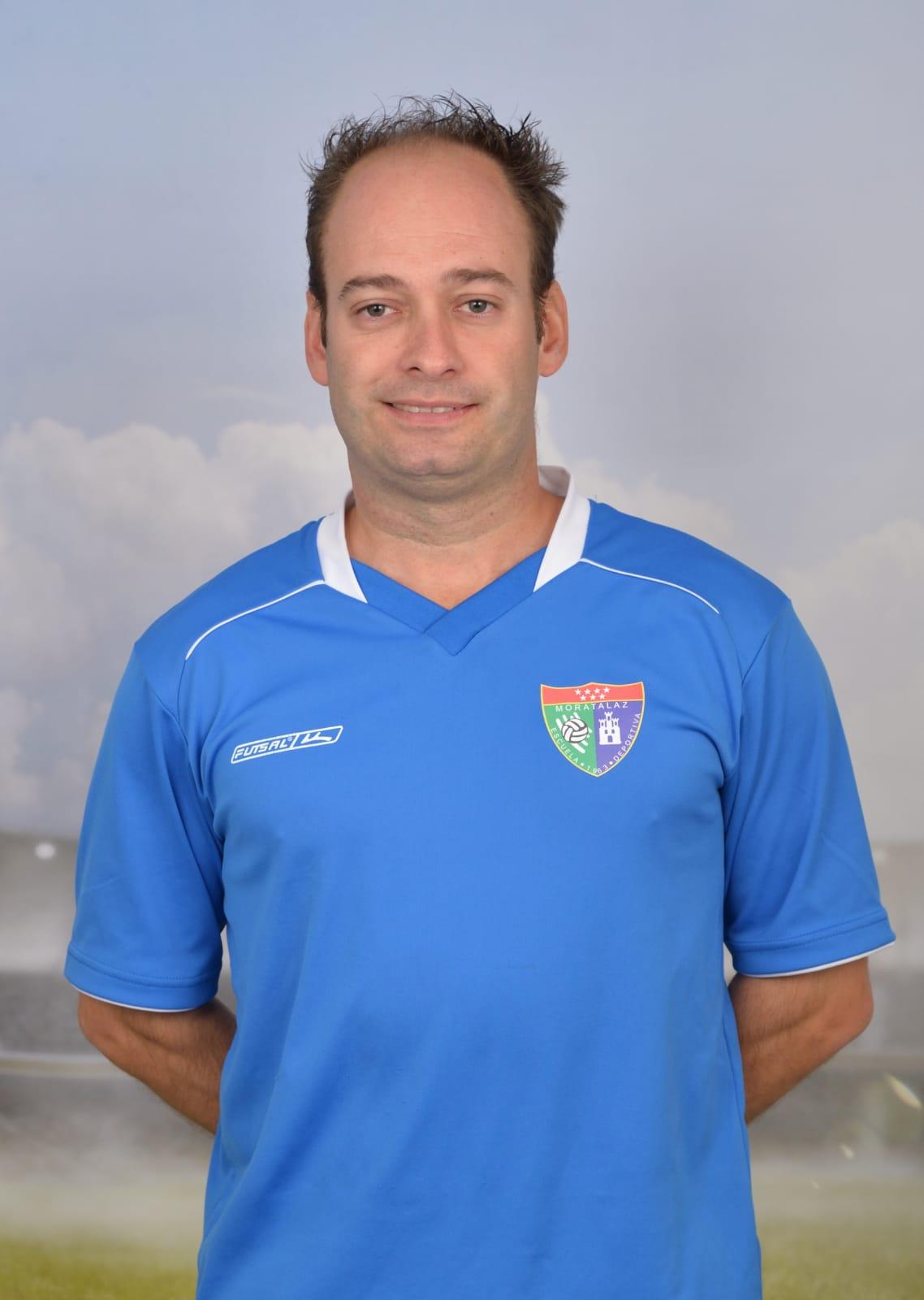 """Jorge Vallejo: """"No llegamos a Tercera para ser un equipo más, sino para consolidarnos"""""""