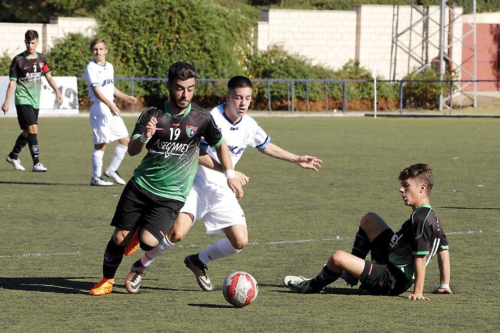 La EDM debuta mañana en la I Liga Soxna Soccer Juvenil