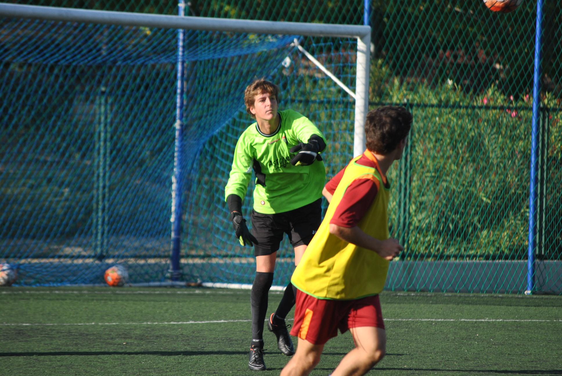 El Juvenil A disputa mañana un amistoso contra la selección madrileña sub 16
