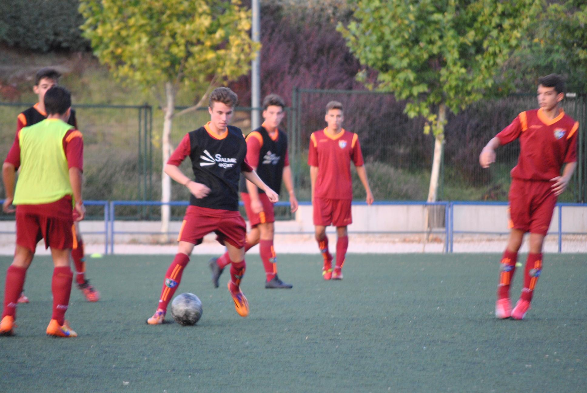 Crónica del partido de liga EDM Juvenil C 1 -1 Sporting Hortaleza B
