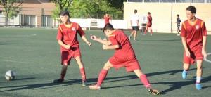 El juvenil C comenzó la temporada