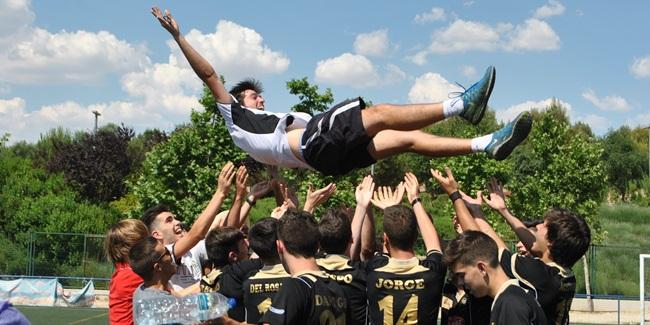 El Juvenil C se proclama brillante campeón de liga
