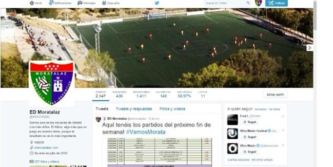 La EDM es la escuela de fútbol más influyente de Madrid en las redes sociales y la sexta de España