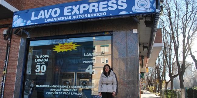 Lavo Express, nuevo comercio del barrio que colabora con la EDM