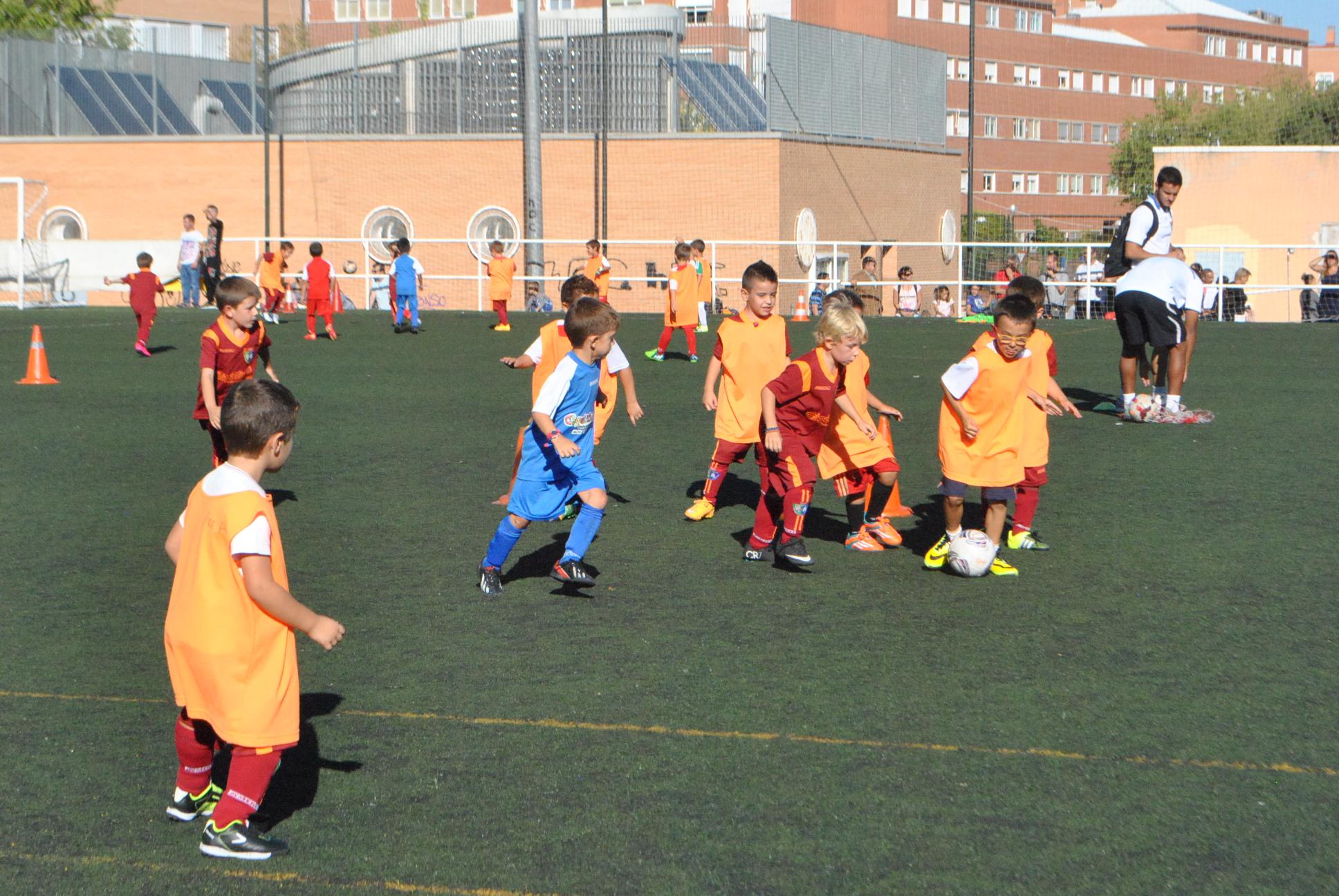 ¡El Polideportivo Lili Álvarez tendrá césped nuevo en su campo de fútbol!