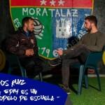 Carlos Ruiz entrevista
