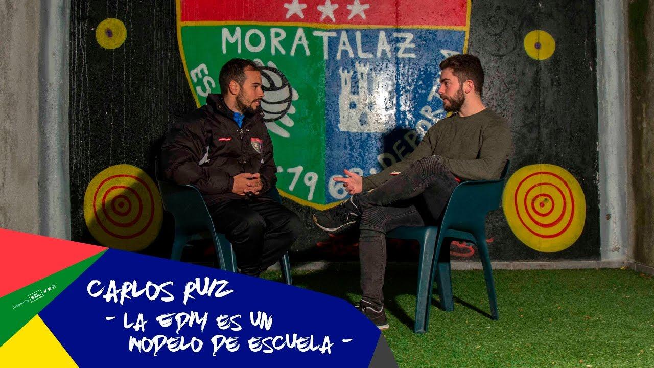 """Carlos Ruiz: """"La EDM, es un modelo de escuela"""""""