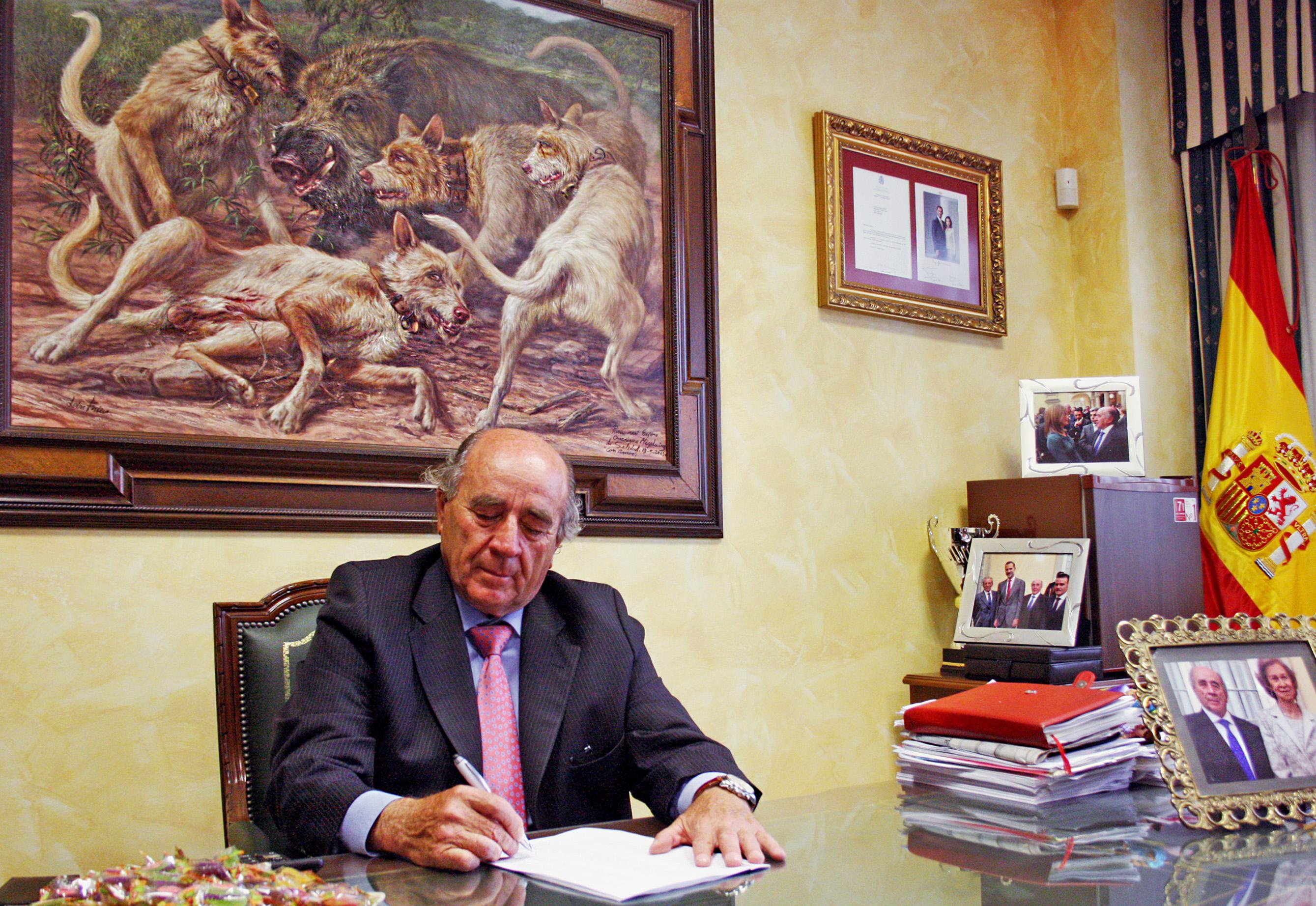 Onésimo Migueláñez  recibirá la distinción al  Segoviano de Mayor Proyección Empresarial en el Exterior