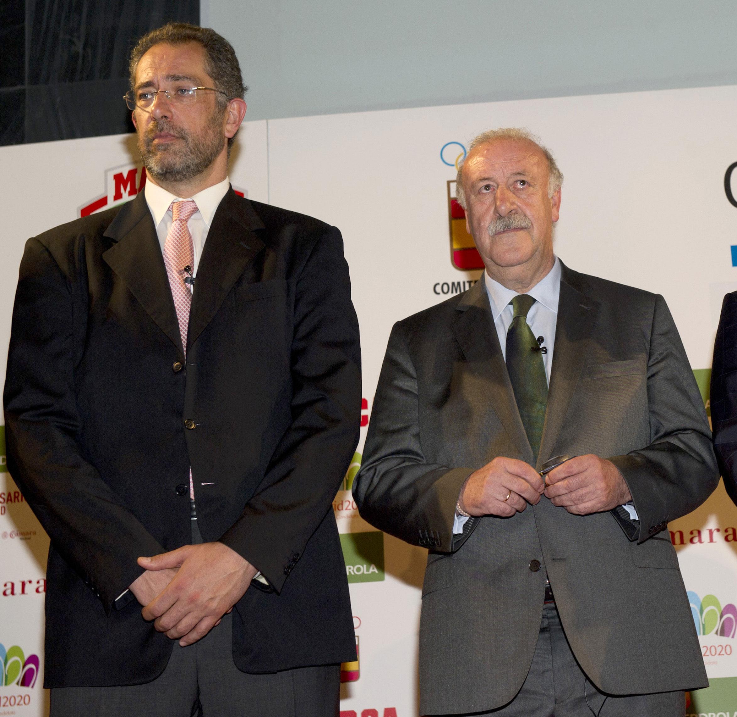 Del Bosque y Orenga pierden dignidad al aferrarse a sus poltronas, nuevo artículo en el blog Posilio News