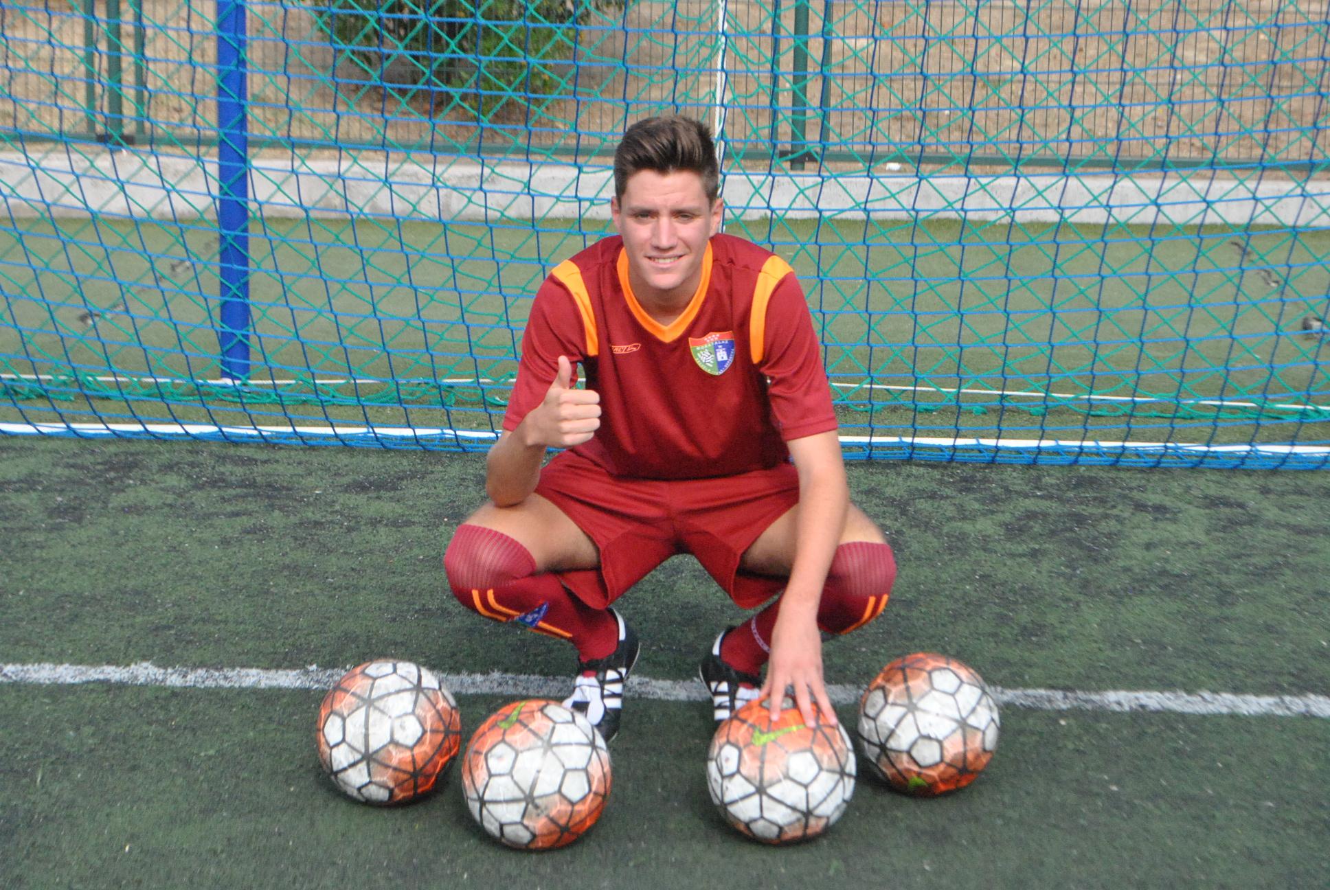 Pablo Álvarez, jugador del Primer Equipo, se marcha al Sanse de 2ªB
