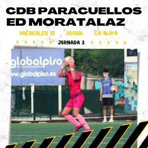 Paracuellos - ED Moratalaz