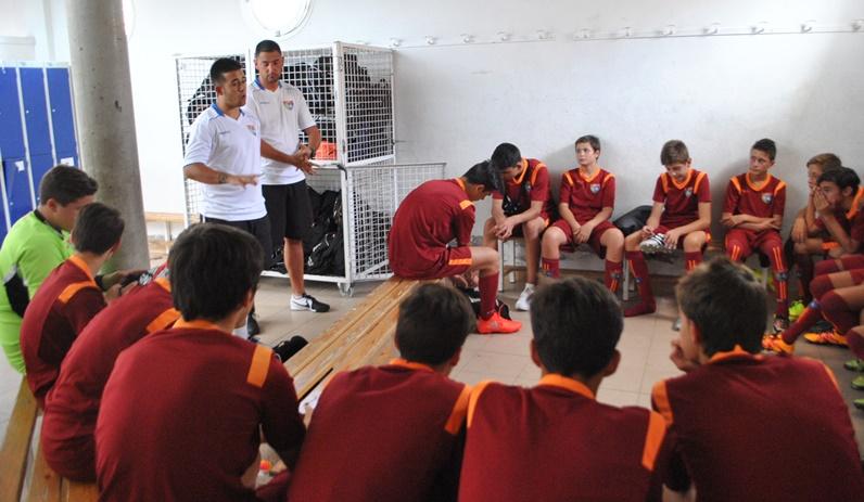 Los cadetes C y D se estrenan con la intención de mejorar los puestos de la pasada liga