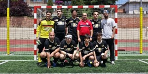 Madrid ONCe Moratalaz, campeón de liga 2014-2015