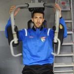 Entrevista con Miguel Barrio, entrenador del Alevín B y readaptador de lesiones